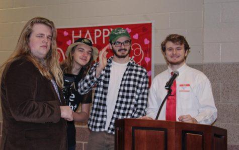 Sixteenth Annual Valentine's Day Banquet at CHS