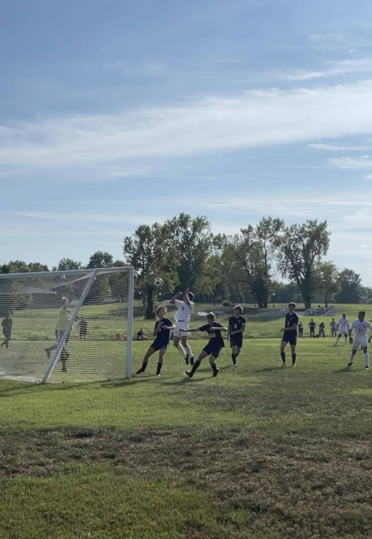 Lions Soccer Crushes Red Devils Winning Streak