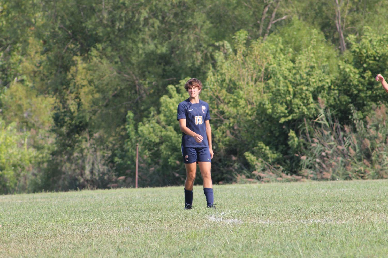 Boys Soccer Comes Up Big
