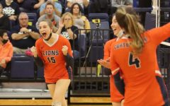 Navigation to Story: The Lions Win Against Woodlawn